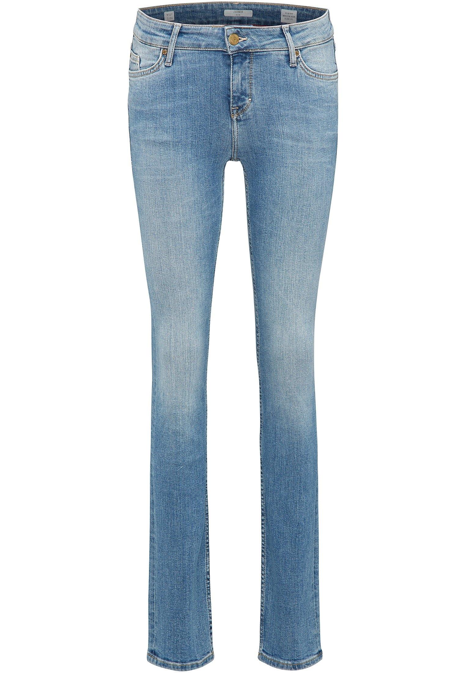 MUSTANG stretch jeans Jasmin slim veilig op otto.nl kopen