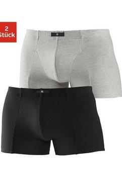 boxershort, set van 2, h.i.s grijs