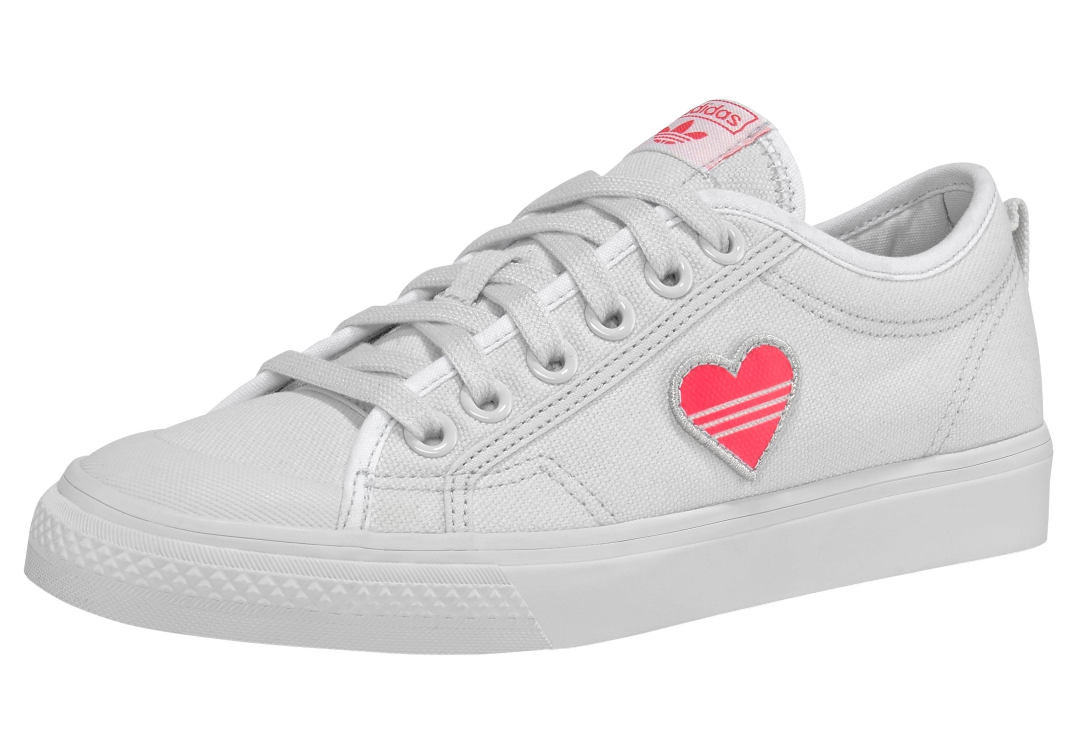 adidas Originals sneakers »NIZZA TREFOIL W« online kopen op otto.nl