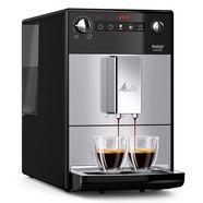 melitta volautomatisch koffiezetapparaat purista f23-0-101 zilver zilver