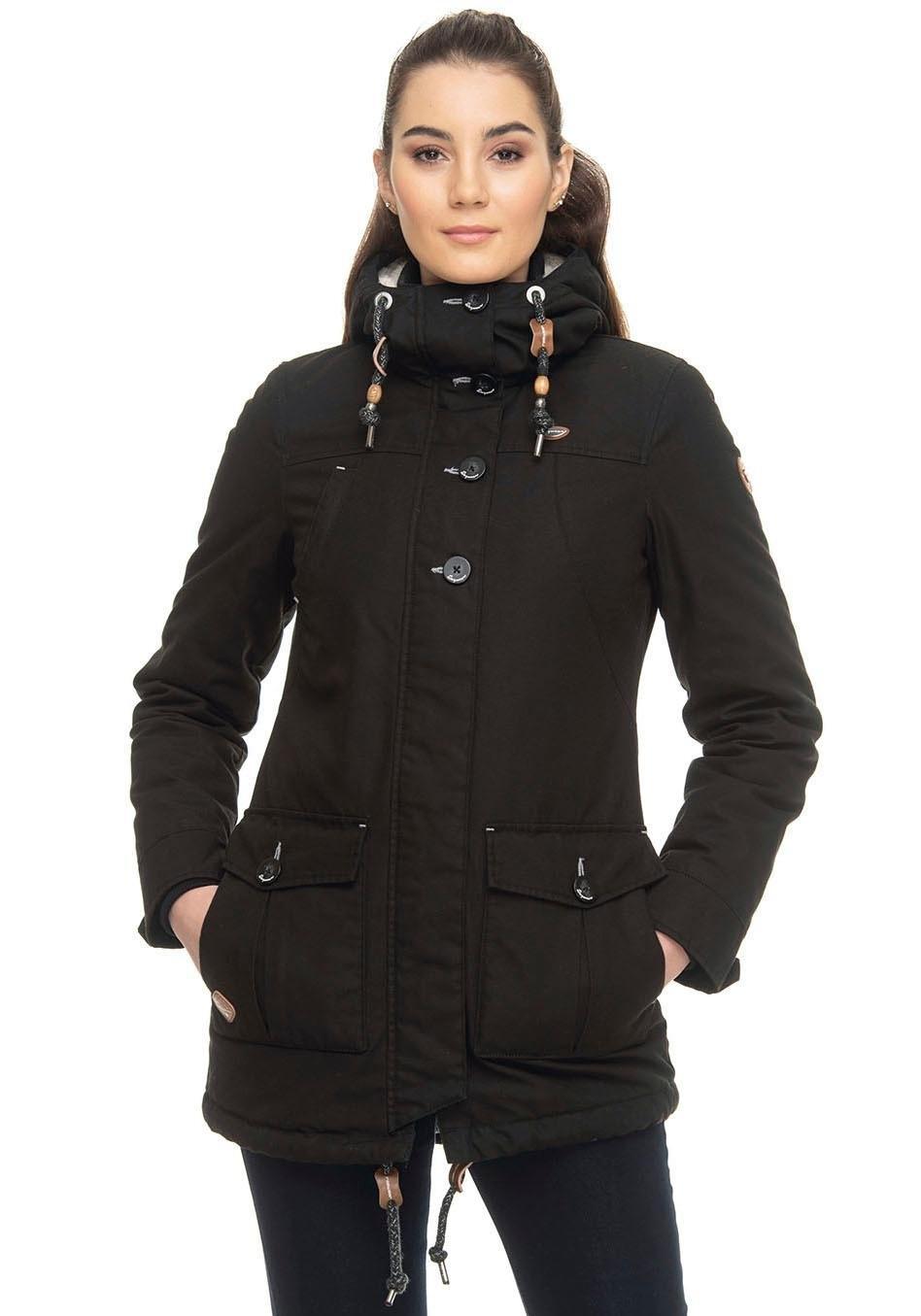 Ragwear parka »JANE« nu online kopen bij OTTO