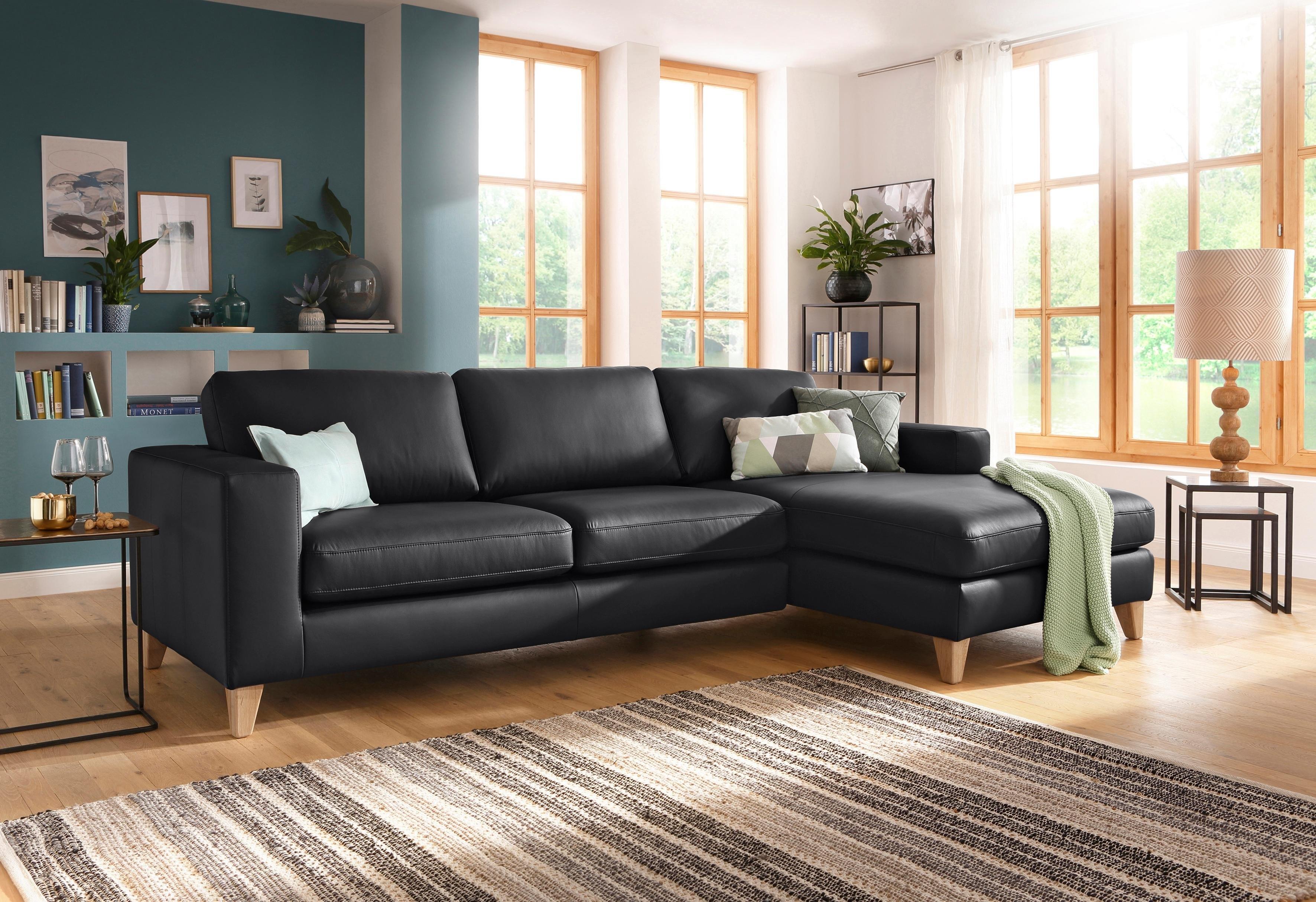 Home Affaire hoekbank »Wolin« nu online bestellen