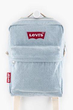 levi's rugzak blauw