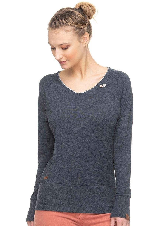Ragwear shirt met lange mouwen »BERNICE« veilig op otto.nl kopen