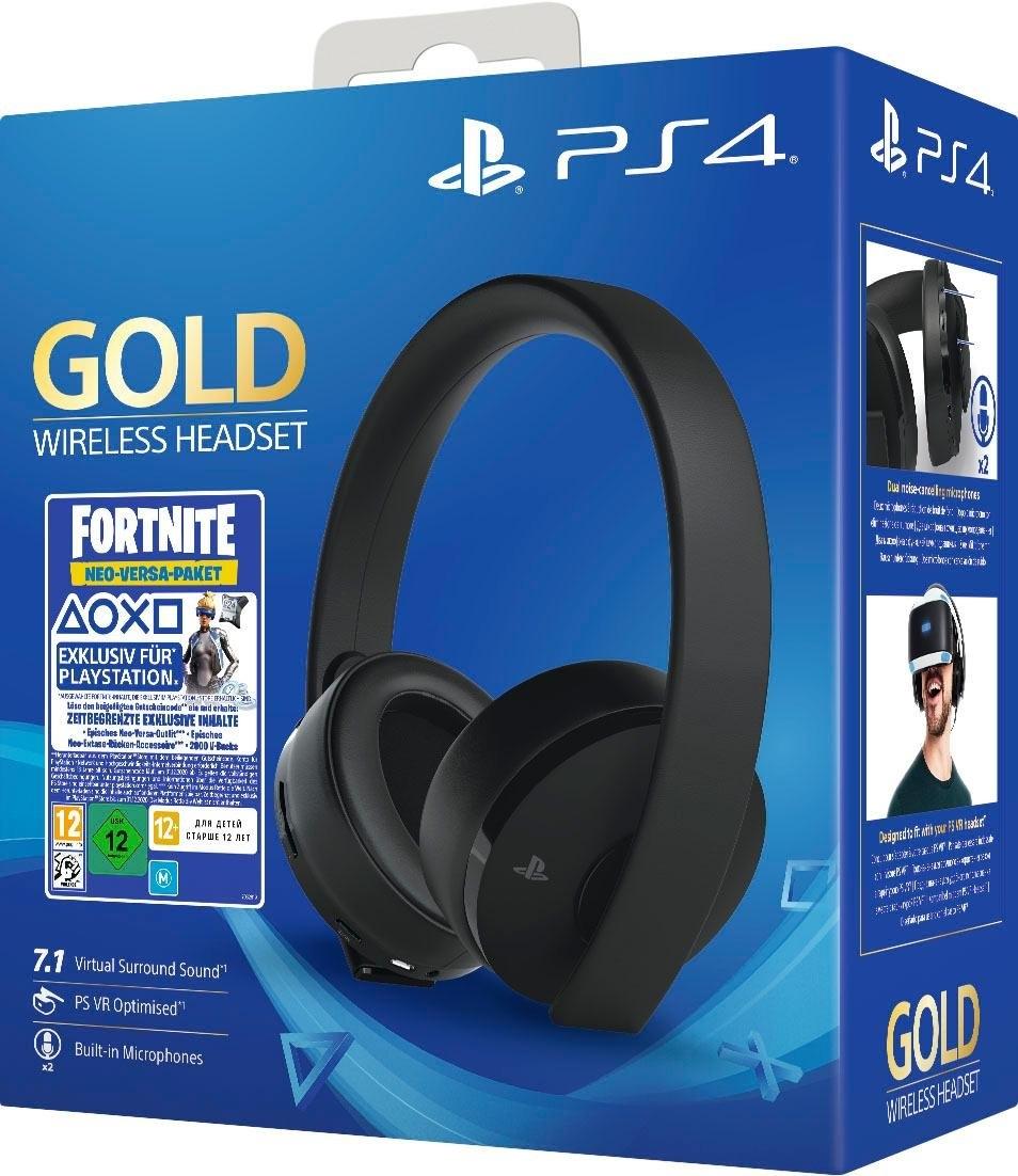 PlayStation 4 »Headset Fortnite Neo Versa« Headset bij OTTO online kopen