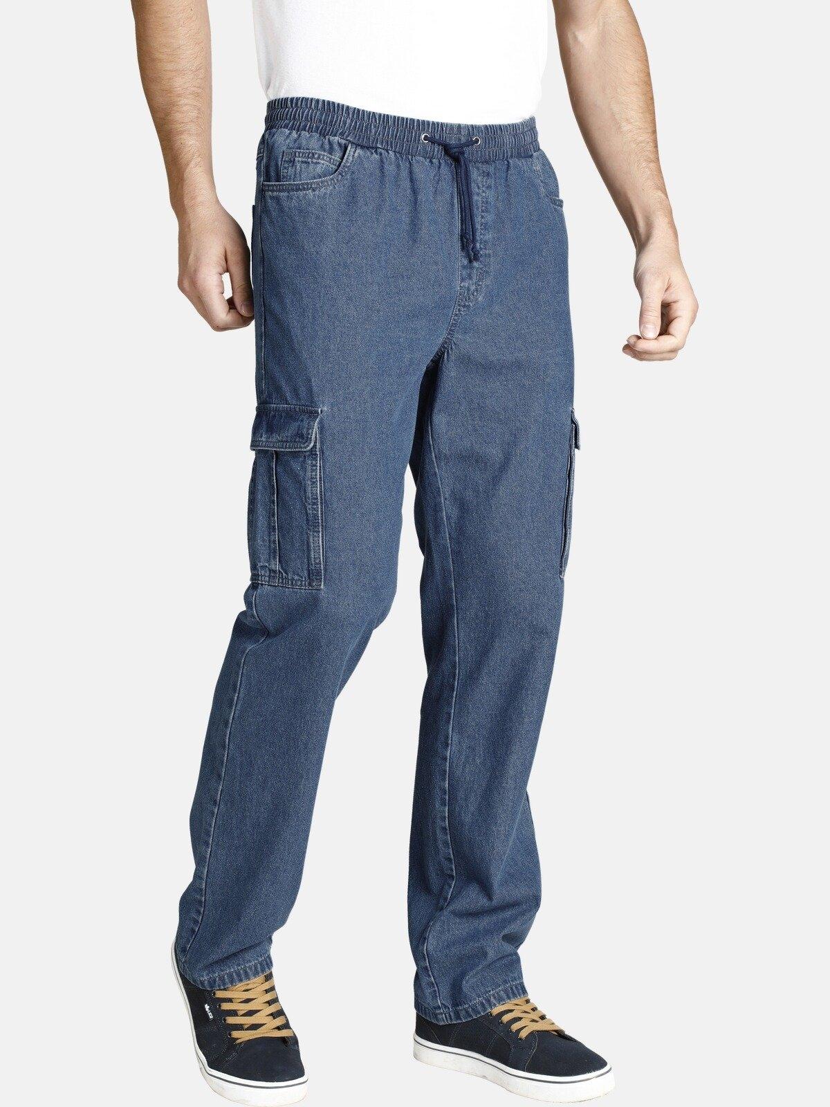 Jan Vanderstorm Cargo jeans ESKO met rondom elastische band bij OTTO online kopen