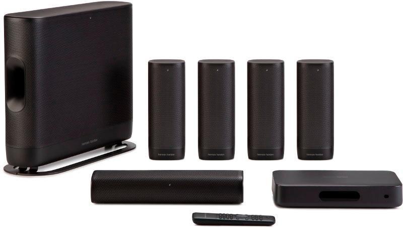 Op zoek naar een Harman/kardon luidsprekersysteem HK SURROUND 5.1? Koop online bij OTTO