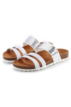 lascana slippers wit