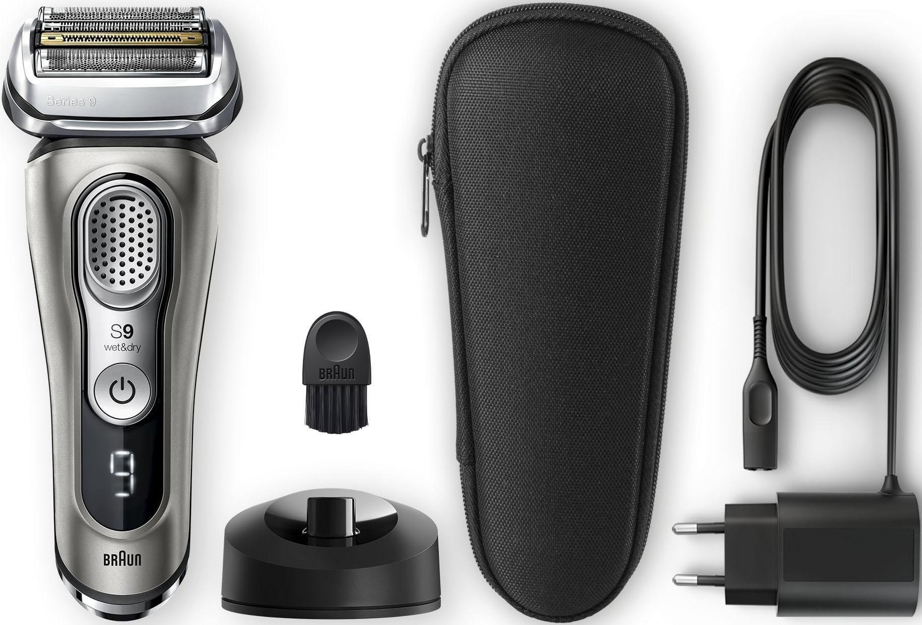 Op zoek naar een Braun elektrisch scheerapparaat Series 9 9345s, SmartClick-precisietrimmer? Koop online bij OTTO