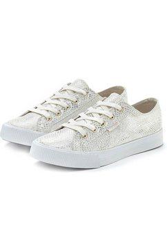 lascana sneakers metaal
