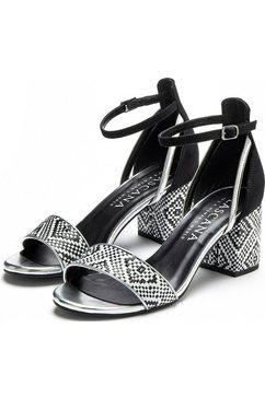lascana sandaaltjes zwart