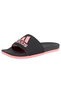 adidas performance badslippers »adilette comfort« zwart