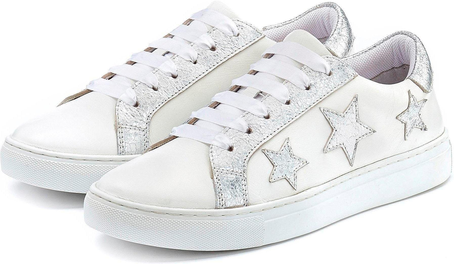 LASCANA sneakers met sterretjes nu online bestellen