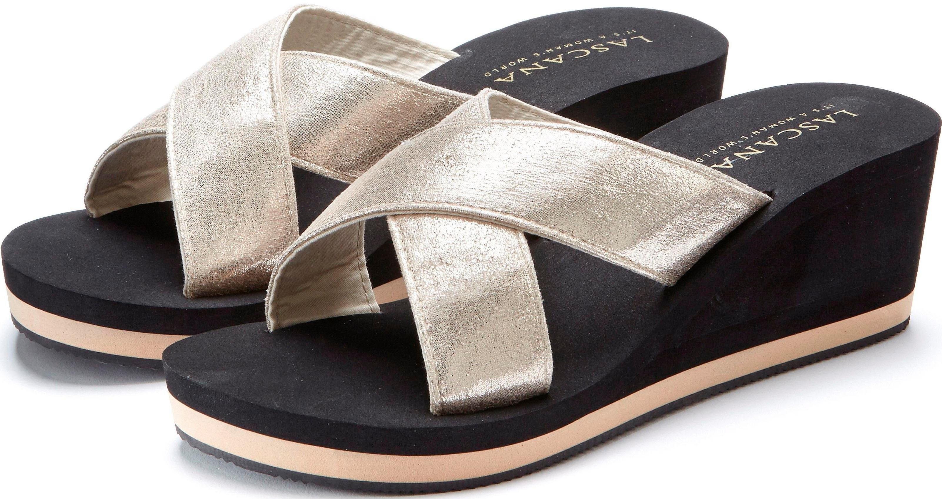 LASCANA slippers voordelig en veilig online kopen