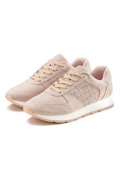 lascana sneakers roze
