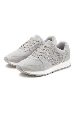 lascana sneakers grijs
