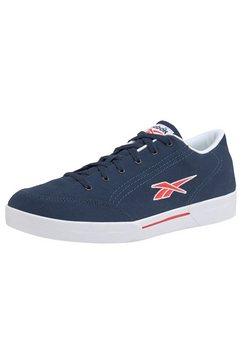 reebok classic sneakers »slice canvas« blauw