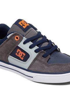 dc shoes schoenen »pure« grijs