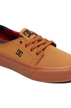 dc shoes schoenen »trase se« geel