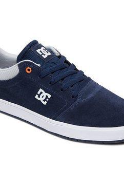 dc shoes schoenen »crisis« blauw