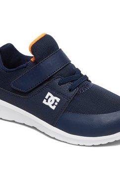 dc shoes schoenen »heathrow prestige ev« blauw