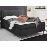 atlantic home collection boxspring grijs