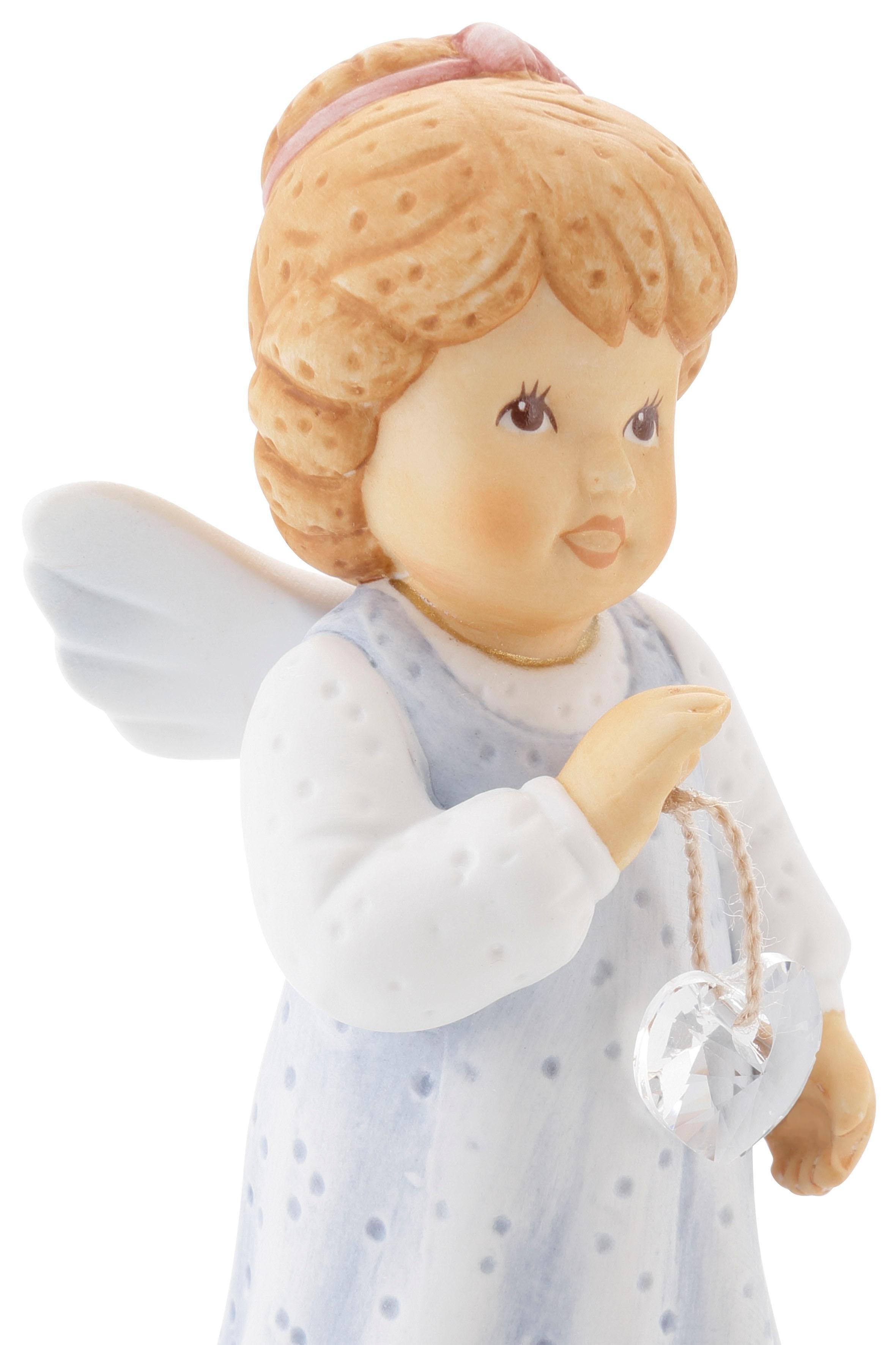 Goebel engelfiguur Jij bent prachtig net als jij bent met kristallen hart bij OTTO online kopen