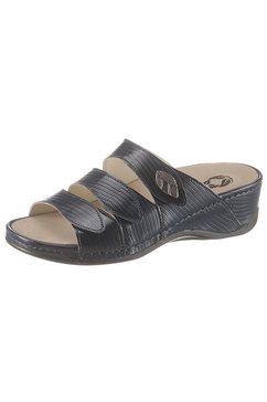 mubb slippers blauw