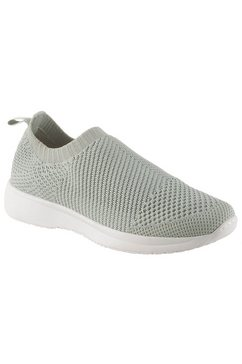 vagabond slip-on sneakers groen