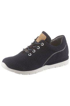 jana sneakers »idua« blauw