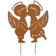 home affaire tuinsteker »angel garden« bruin