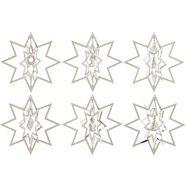 sierster »3d-optik« zilver
