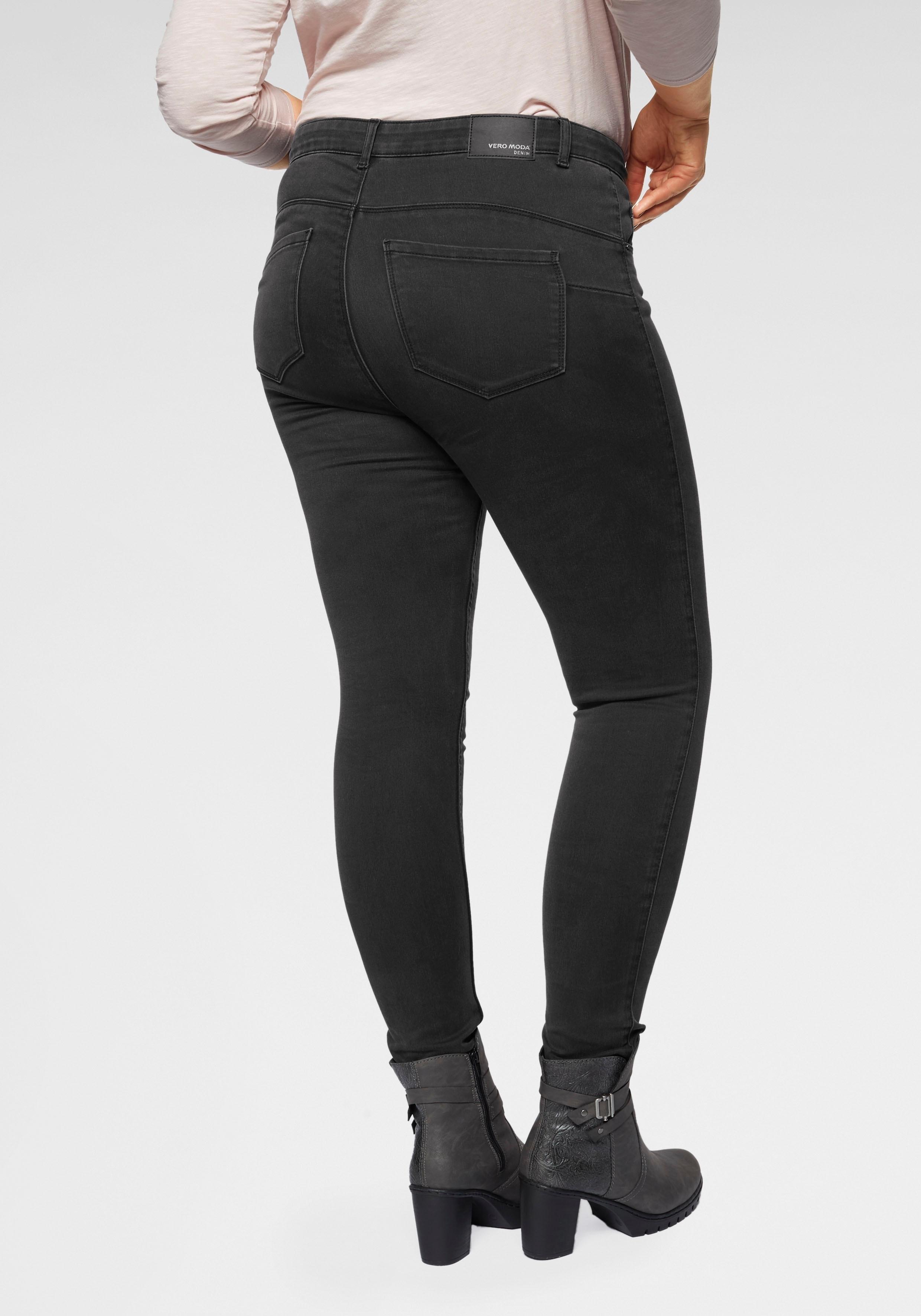 Vero Moda Curve slim fit jeans bestellen: 14 dagen bedenktijd