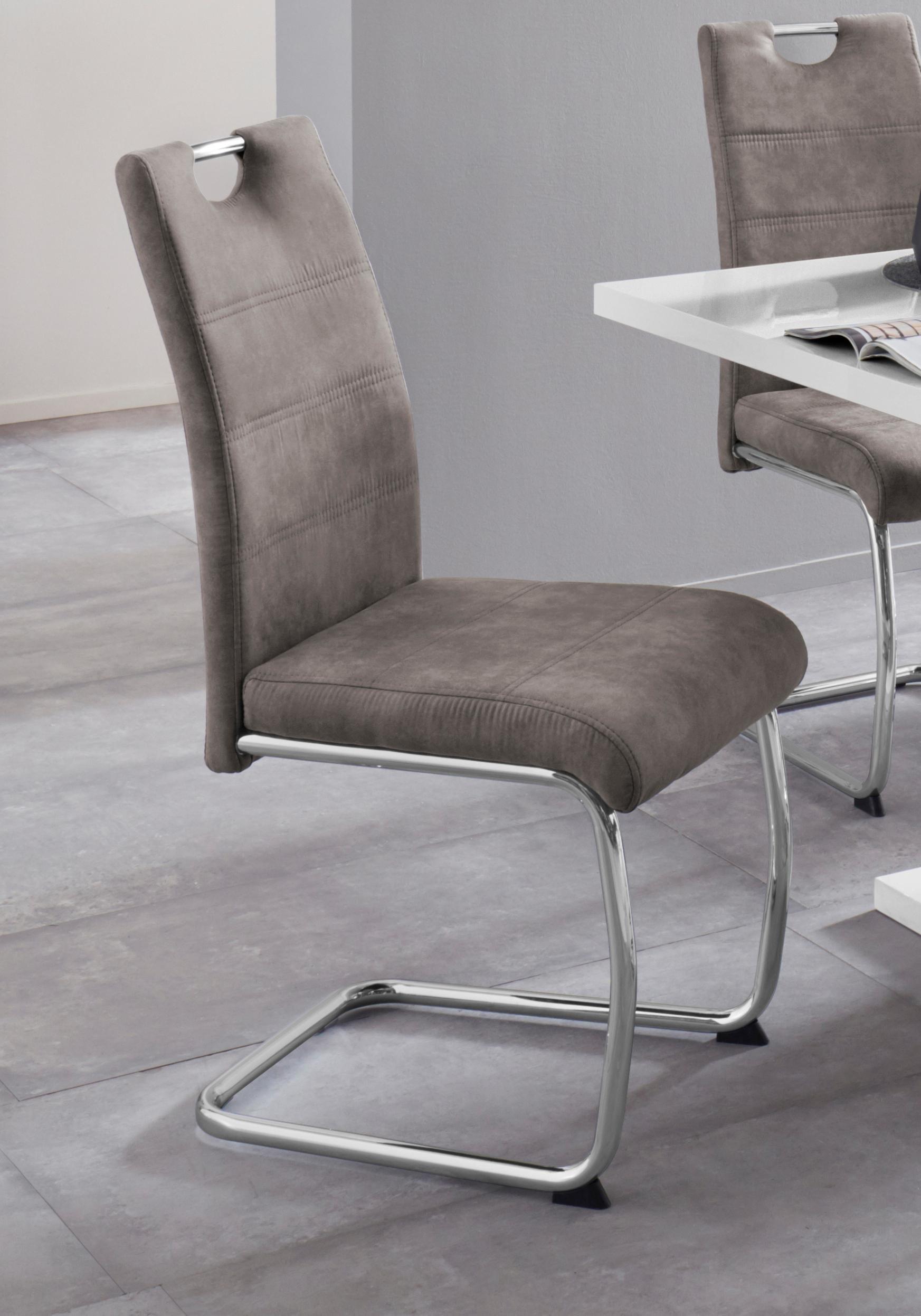 Hela Vrijdragende stoel »FLORA 2 S« (set 2 of van 4) veilig op otto.nl kopen
