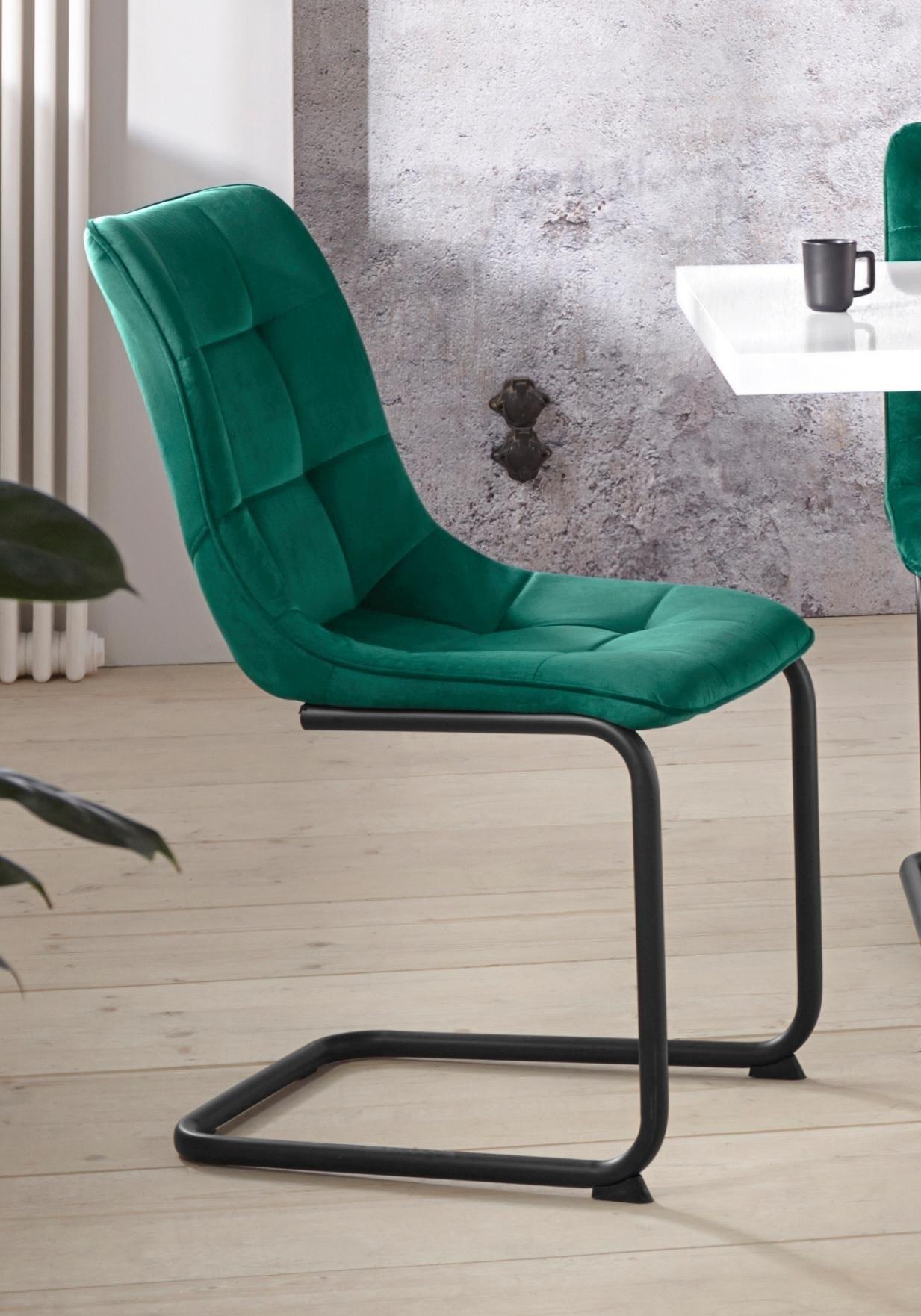 Vrijdragende stoel »JENNY 1 S« (set van 2 of 4) bestellen: 14 dagen bedenktijd