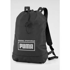 puma »puma sole smart bag« sportrugzak zwart