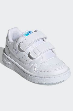 adidas originals sneakers ny 92 cf i met glanzend detail wit