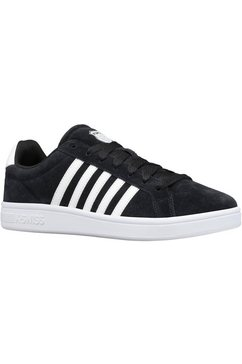 k-swiss sneakers court tiebreak sde m zwart