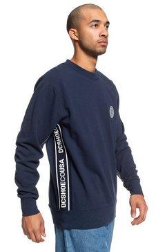 dcshoes sweater ''presnen crew'' zwart