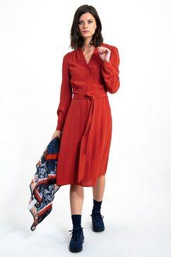 garcia jersey jurk rood