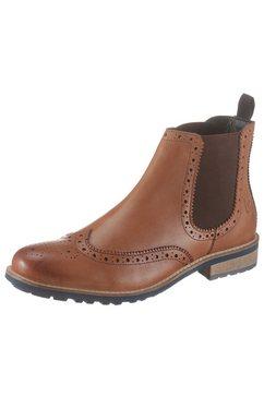 bruno banani chelsea-boots bruin
