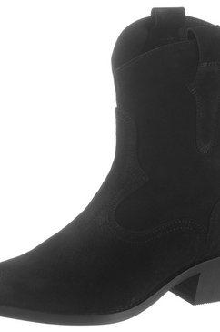 buffalo cowboylaarsjes zwart