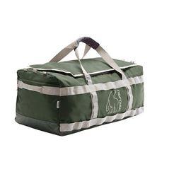 nordisk kofferrugzak »skara m« groen