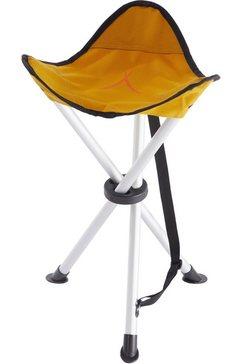 """grand canyon campingstoel """"alu 3-leg stool"""" oranje"""