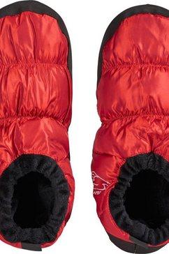 nordisk outdoorschoenen »mos down shoes« rood