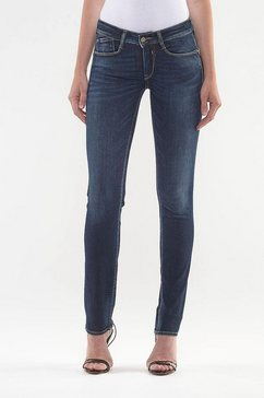 le temps des cerises skinny fit jeans »pulp reg« blauw
