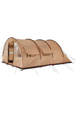 grand canyon tunneltent »helena 6«, 6 personen wit