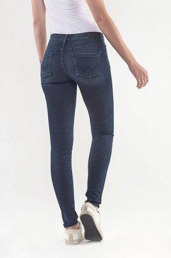 le temps des cerises skinny fit jeans »ultrapow« blauw