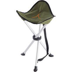 """grand canyon campingstoel """"alu 3-leg stool"""" groen"""