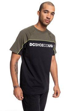 dcshoes t-shirt ''brookledge'' zwart